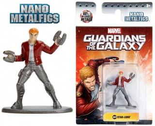 Star Lord Marvel Nano Metalfig Jada Metal Orig Collectoys