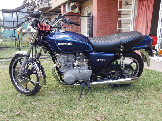 Kawasaki Z440 1980