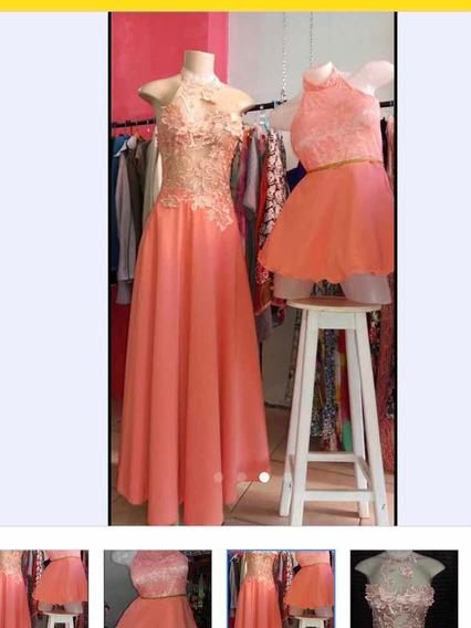 Vestido 15 O Recepción (incluyen Los 2)