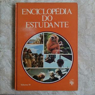 Livro Enciclopédia Do Estudante Volume 11 1973 Bom Estado