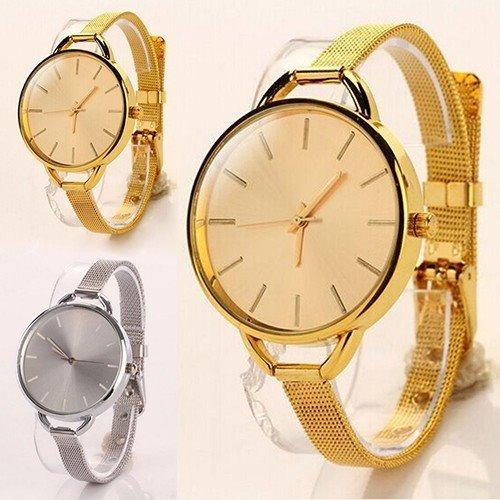 Relógios Feminino Analógico Aço Inoxidável