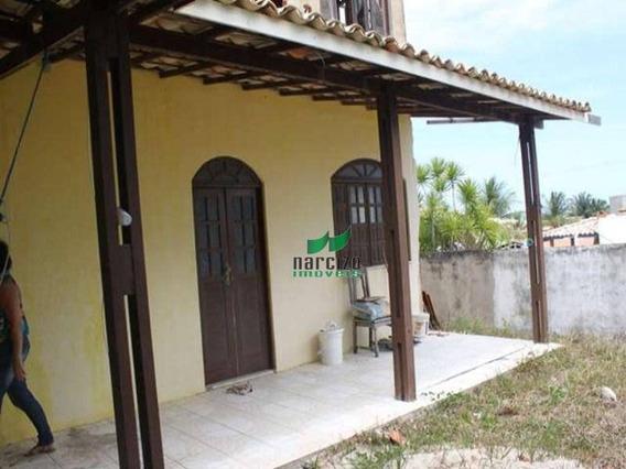 Casa Residencial À Venda, Jacuipe, Camaçari - Ca0496. - Ca0496