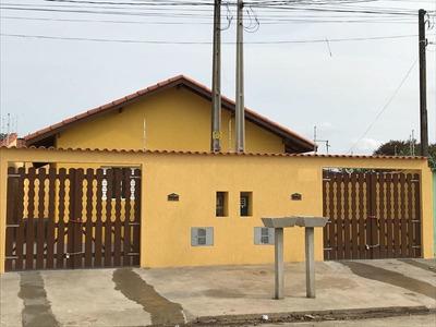 Imobiliária Em Itanhaém, Casa A Venda Financiada!