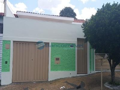 Casa Residencial Em Campinas - Sp, Jardim Santa Eudoxia - Ca01741