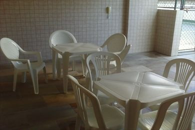 Ref.: 811400 - Apartamento Em Praia Grande, No Bairro Vila Assuncao