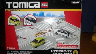 Miniatura Set Tomica 2 Minivans Hypercity Lacrado !!!