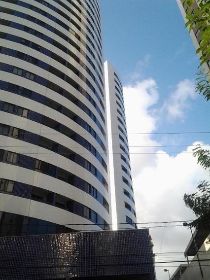 Apartamento, Semi-novo Com Armários, No Rosarinho, Recife. - Ap1974