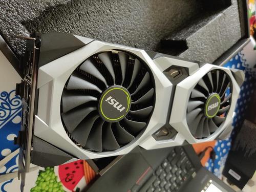 Nvidia Geforce Rtx 2080 Ventus Oc Msi