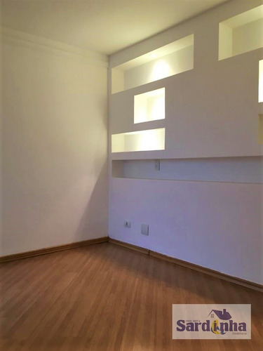 Imagem 1 de 12 de Apartamento Em Brooklin  -  São Paulo - 4455