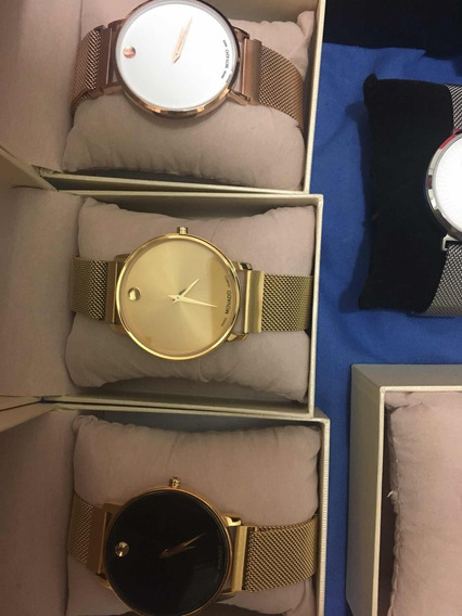 Relógio Movado Premium
