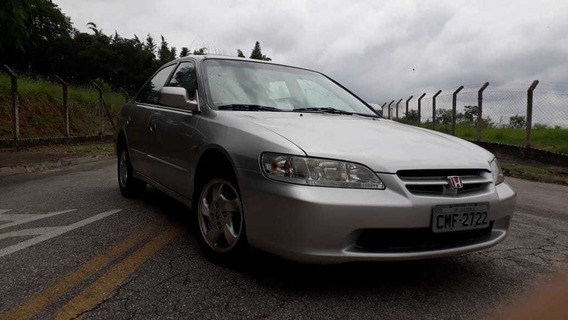 Vendo Honda Accord Ex-r 2.3 16v 1997/1998