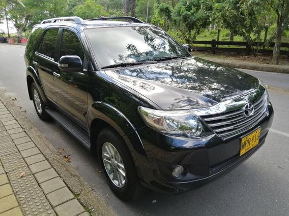 Toyota Fortuner Fortuner Urbana Sr5 Aut 4x2 2013