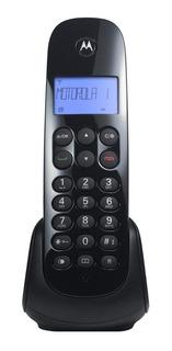 Telefone Sem Fio Motorola C/ Bina Preto (amostra De Loja)