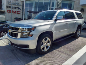Chevrolet Suburban 5.4 Lt Piel Cubo At 2017