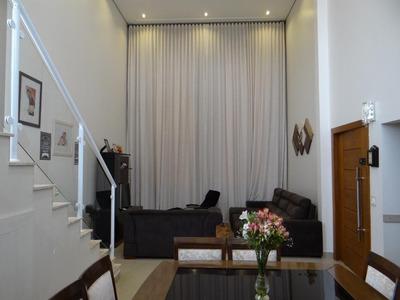 Casa Residencial À Venda, Residencial Villa Daquila, Piracicaba. - Ca2628