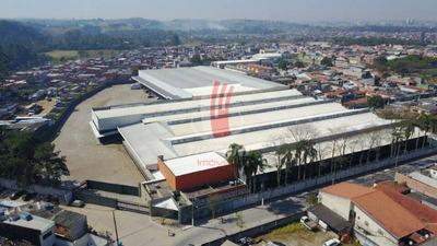 Galpão Industrial Em Condomínio Para Locação No Bairro Jardim Helena Com 19.147 M² - 4089