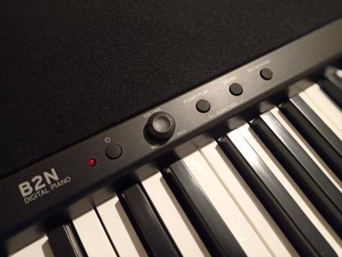 Imagen 1 de 6 de Piano Digital Korg B2n 88 Teclas
