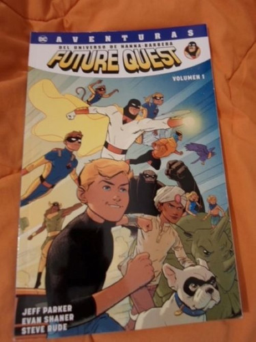 Dc Comics Aventuras Future Quest Latino