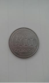 Moeda 5000 Cruzeiros 1992