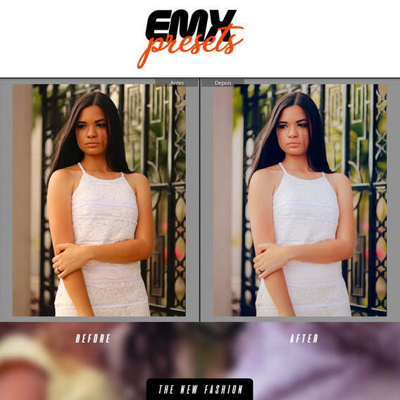 Lightroom Preset (premium Emx New Fashion)