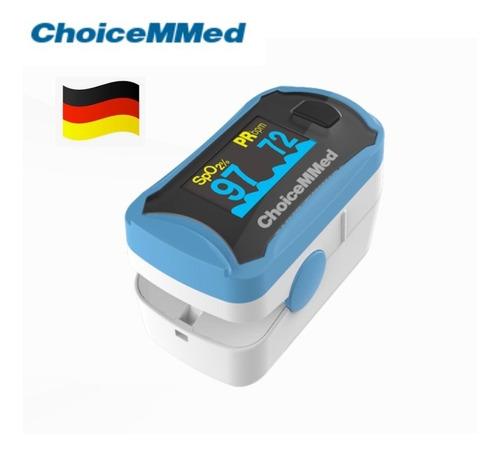 Oximetro Saturometro Tecnología Alemana