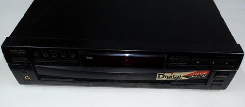 Cd Player 5 Discos Teac Pd-d2700 (sem Controle)