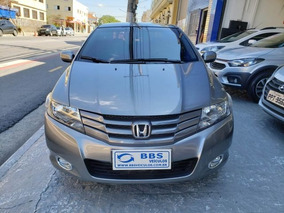 Honda City Lx 1.5 16v Flex, Etp7748