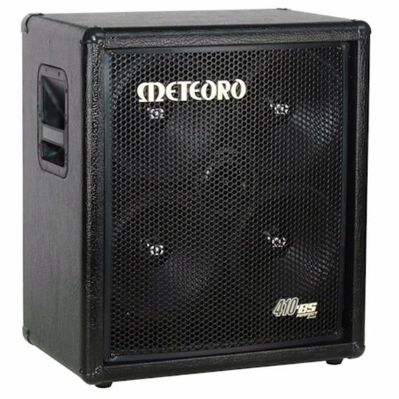 Caixa Acústica Meteoro Para Baixo 410bs 200 Watts Rms