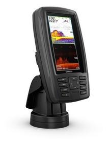 Combo Gps Sonar Garmin Echomap Plus 42cv + Transducer Cv20tm