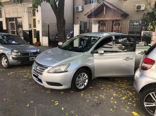 Nissan Sentra Sense 1.8 2015 Pure Drive