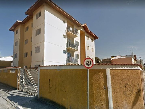 Apartamento Com 2 Dormitórios Para Alugar - Vila Figueira - Suzano - Ap0611