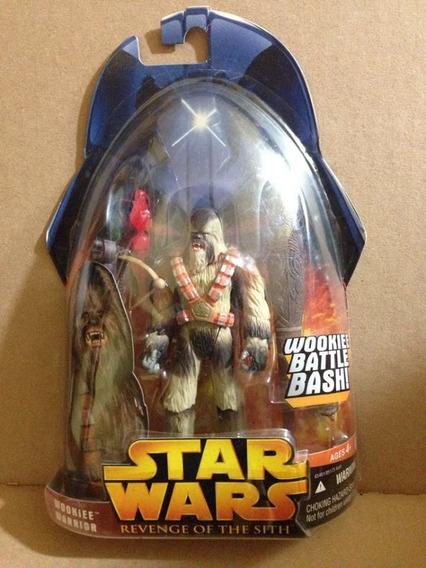 Star Wars Revenge Of The Sith Wookiee Warrior Battle Bashi