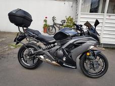 Kawasaki Ninja 650r Er6f Abs 2014 35.000kms