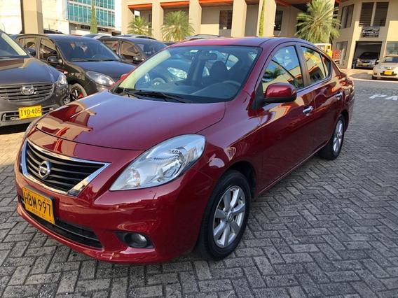 Nissan Versa Advance Automatico 2013