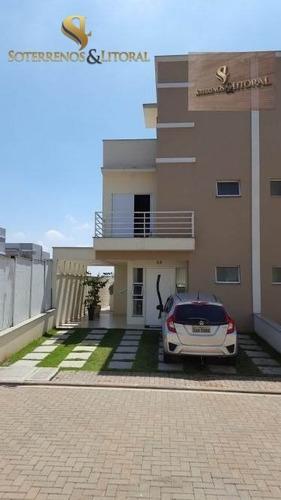 Imagem 1 de 15 de Casa Em Condomínio ¿ Suzano -sp - Casa Em Condomínio A Venda No Bairro Suzano - Suzano, Sp - 246