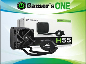 Sistema De Enfriamiento Líquido Para Cpu H55 De Hydro Series