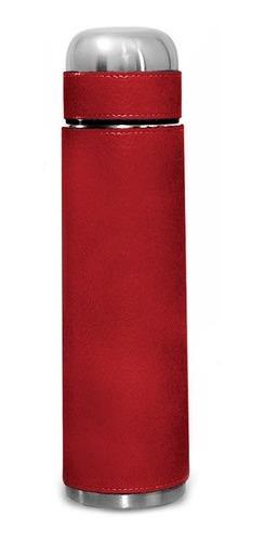 Termo Lincoln´s 1lt. 939 Rojo Summer Semi Forrado