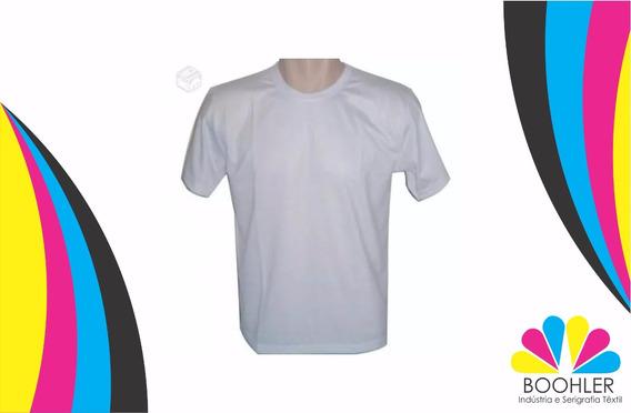 Kit Com 10 Camisetas 100% Poliéster
