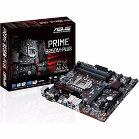 Placa Mãe Asus Prime B250m-plus Socket Lga 1151 B250 Intel