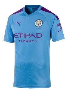 Camisa Manchester City 2020 Original