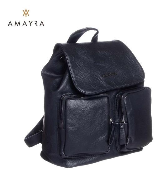 Mochila Amayra Negra 67.c1336.1