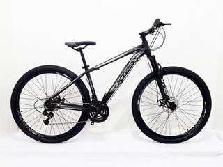 Bicicleta Xt Aro29 Freios À Disco 21 Marchas Câmbio Shimano