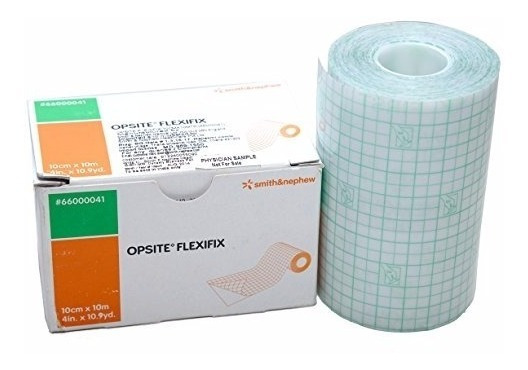 Opsite Transparent Adhesive Smith Flexifix A Prueba D Agua