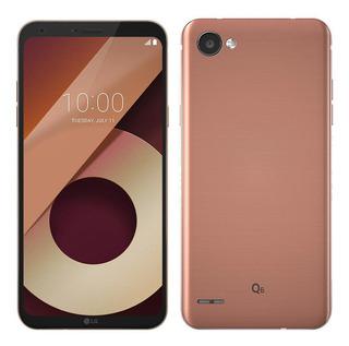 Celular Smartphone Lg Q6 5,5 3gb Ram 32gb Internos Color Pin