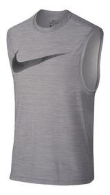 Camiseta Regata Nike Brt Tank Breathe Muscle Masc. Aq1002