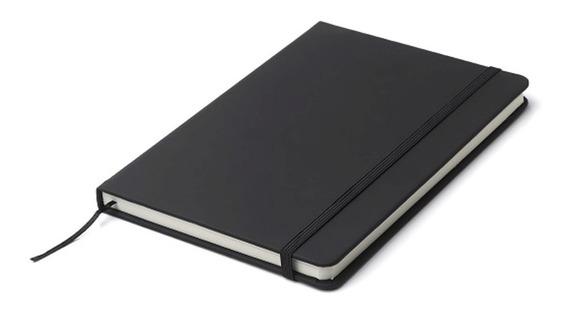 Cuaderno Agatha En Eco Cuero Soft Mate Hojas Rayadas