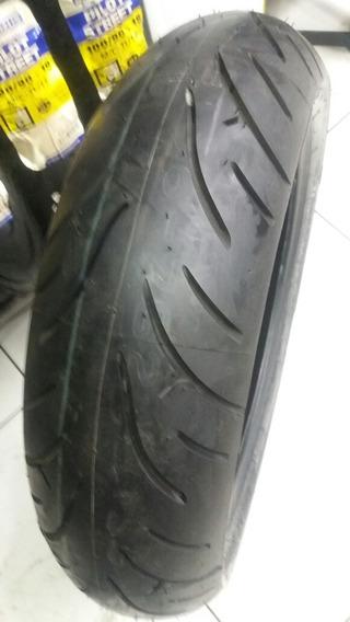 Pneu Bridgestone 160/60-17 Battlax Bto23r Traseiro Cb 500f
