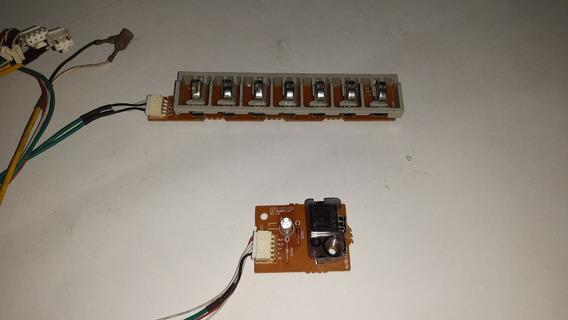 Placa Teclado Funções 4859805717-01 Gradient Pl-4281 Complet
