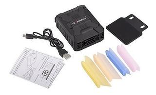 Cooler Ventilador Laptop Gamer Portatil Silencioso