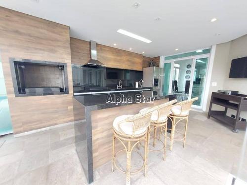 Imagem 1 de 30 de Casa Com 4 Dormitórios À Venda, 460 M² Por R$ 2.800.000,00 - Alphaville 11 - Santana De Parnaíba/sp - Ca3468